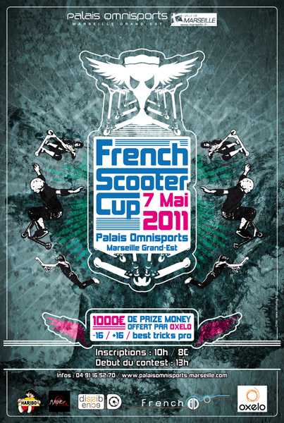 French Scooter Cup 2011