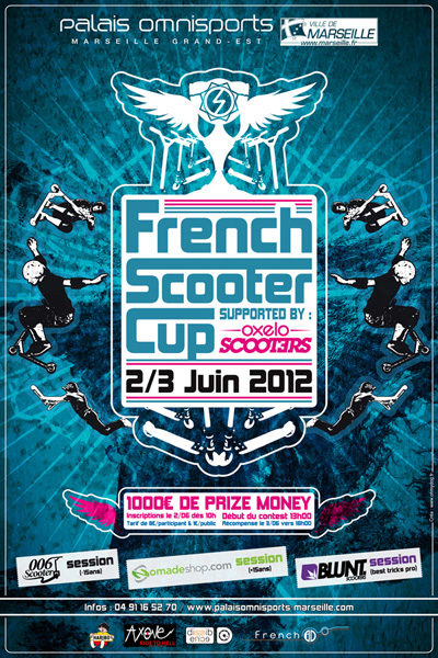 French Scooter Cup 2012