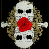 skull and rose (web)